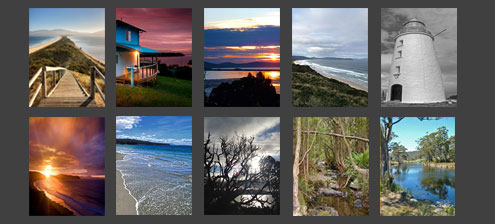 images of bruny island